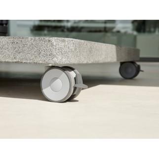 base Antego granite silk grey