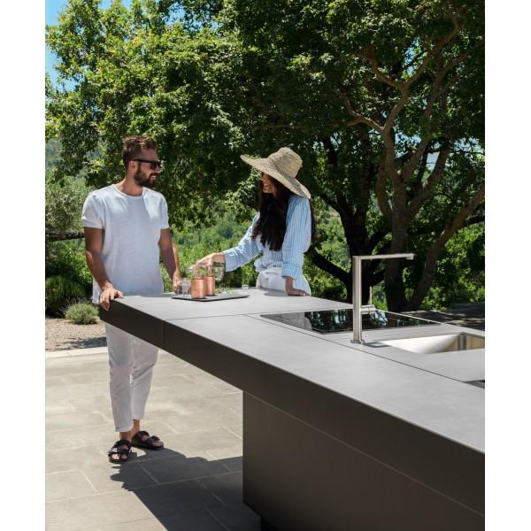 Tikal cuisine d'extérieur